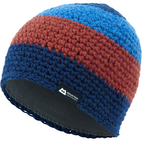 Mountain Equipment Flash Beanie, navy/light ocean/henna